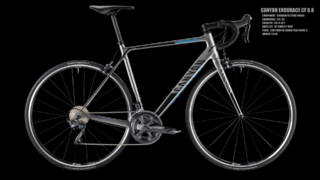 Canyon Endurace CF 8.0